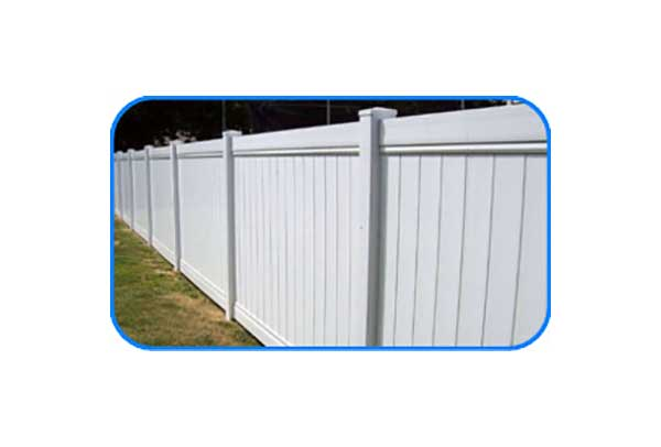 petersburg vinyl privacy fence