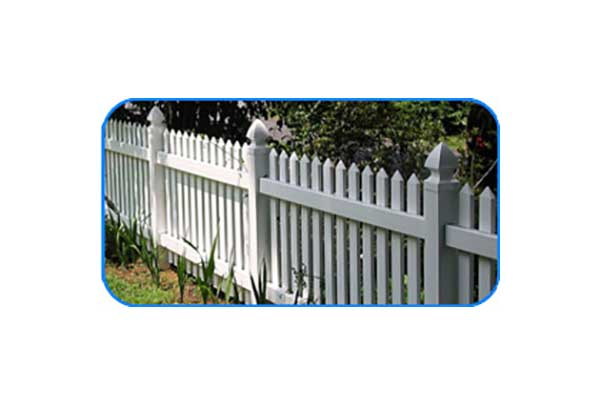 williamsburg vinyl picket fence